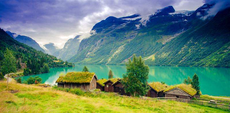 Lodalen, Norway
