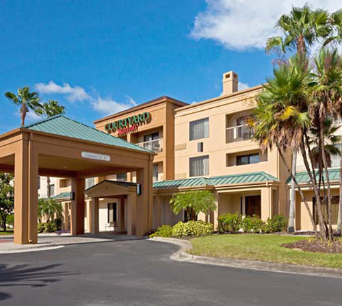 20% off your stay at Courtyard by Marriott Tampa Brandon