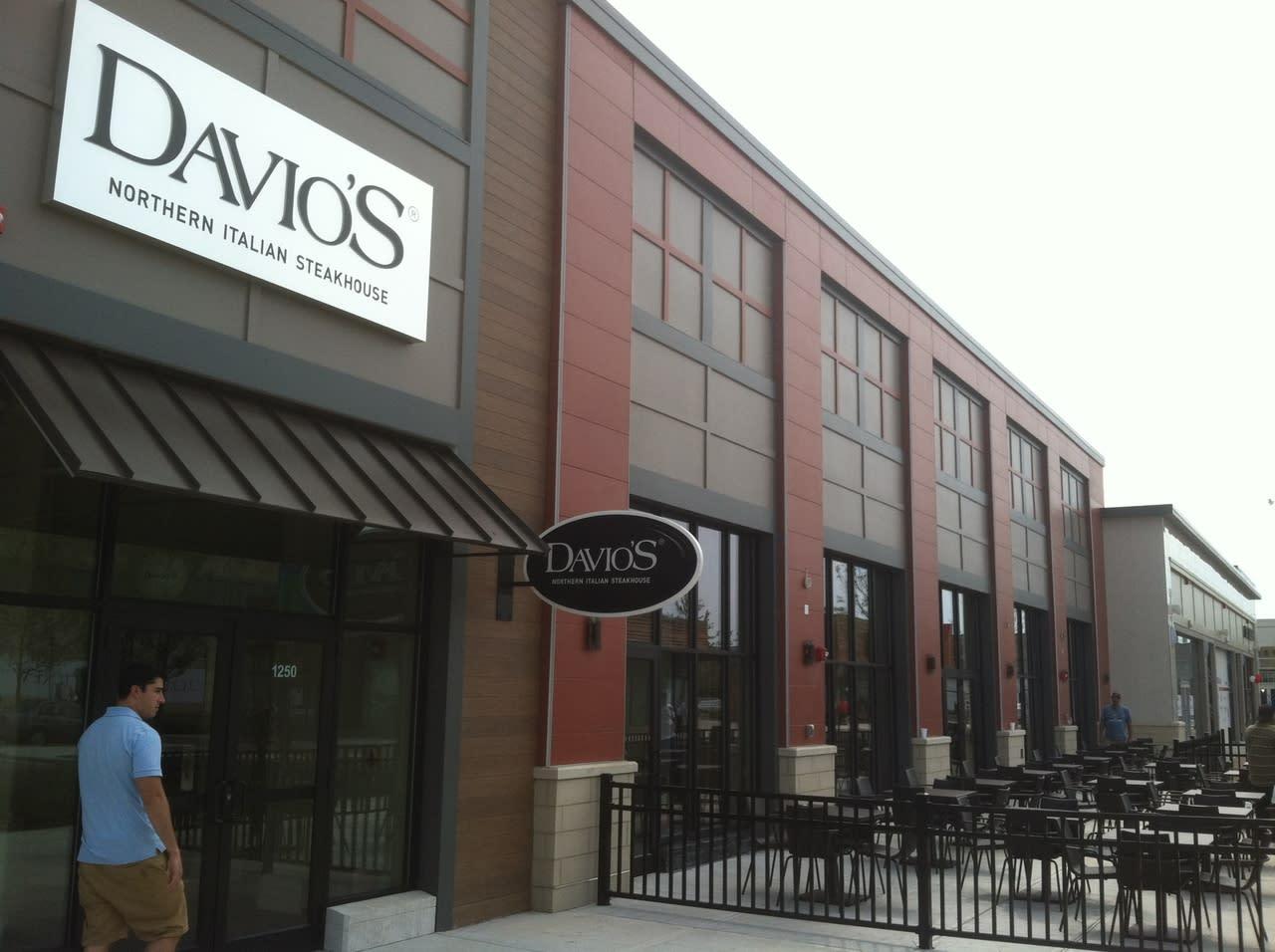Davio's Northern Italian Steakhouse - Lynnfield