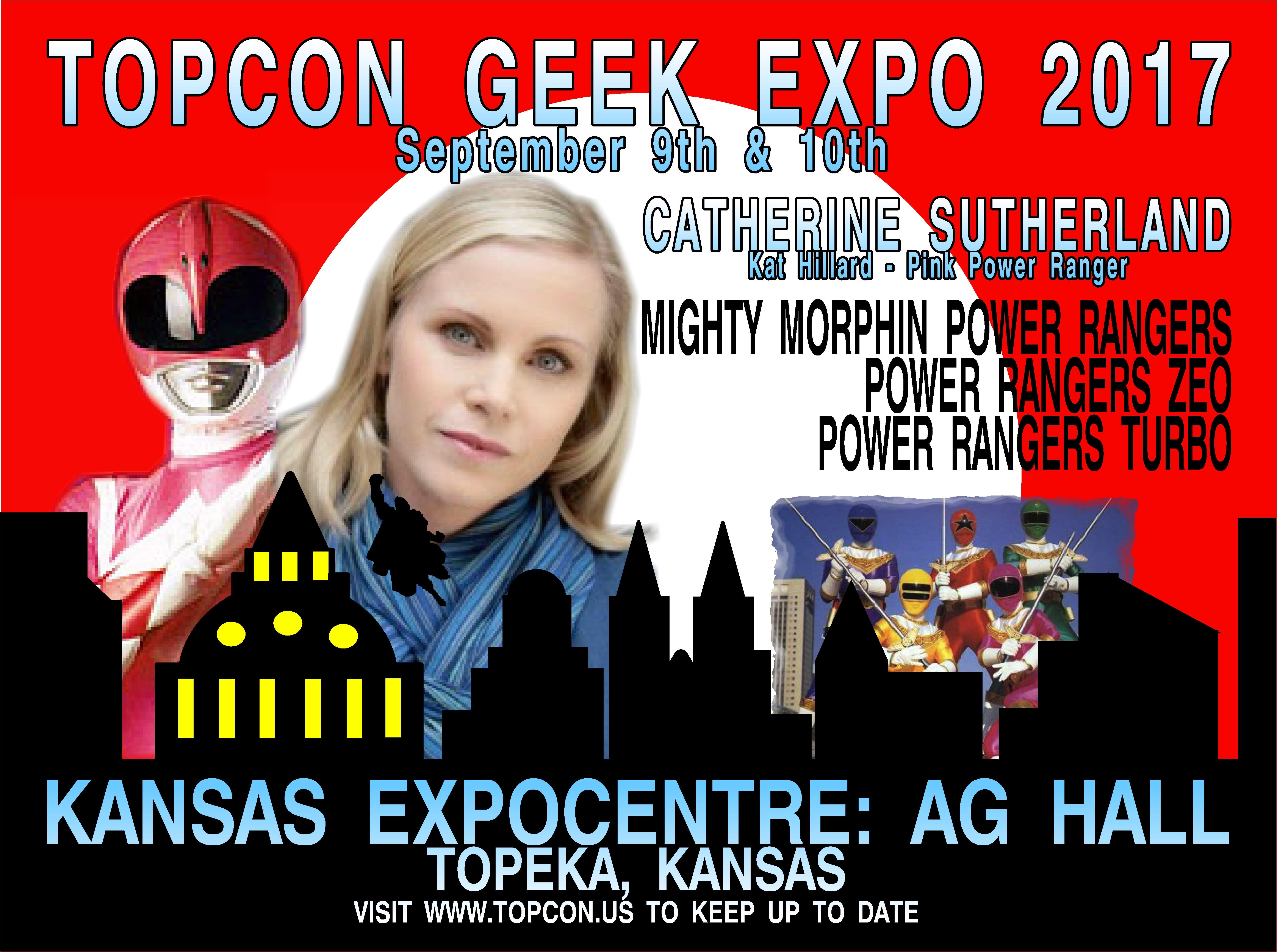 TOPCON GEEK EXPO 2017
