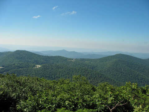 Mount Pisgah Hike: Story Only