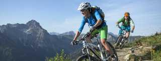 Mountain & Road Biking Header