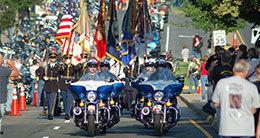18th Annual Ride of the Patriots