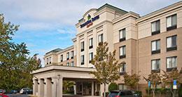 SpringHill Suites Centreville - Hotels