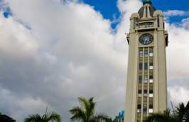 Aloha Tower, Oahu