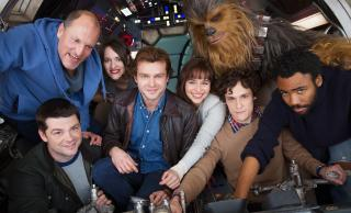 First Look At The Han Solo Film's Cast