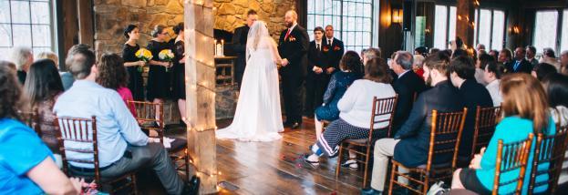 Wedding at Thorpewood