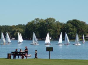 Lake Lansing Parks