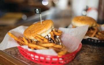Big Hoffa's Smokehouse Bar-B-Que