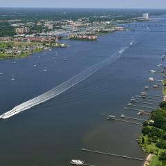 Daytona Beach Boating and the Halifax River4
