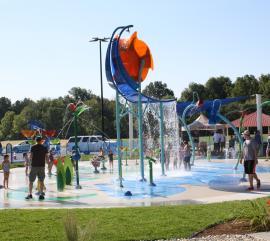 Watermill at Brownsburg's Williams Park
