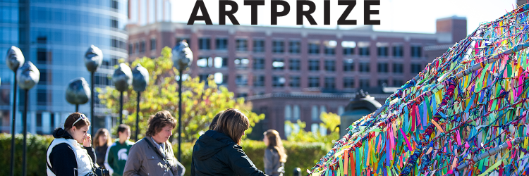 ArtPrize Eight - September 21- October 9
