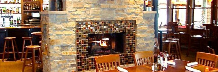 Restaurants w Fireplaces