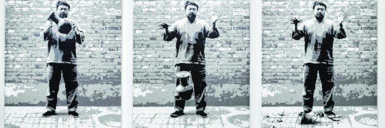 Dropping a Han Dynasty Urn