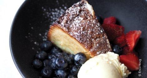 Basque Cake: Estrellon