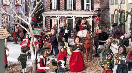 Attractions - Presidential Montco - BYERS' CHOICE CHRISTMAS MUSEUM