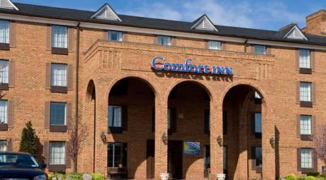 Green Lane Park - Comfort Inn & Suites - Pottstown