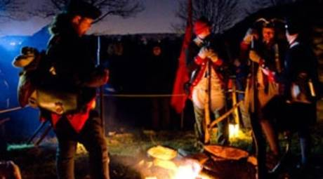 HOLIDAY EVENTS - VALLEY FORGE
