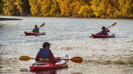 Valley Forge Park Nearby Attractions - Port Providence Paddle