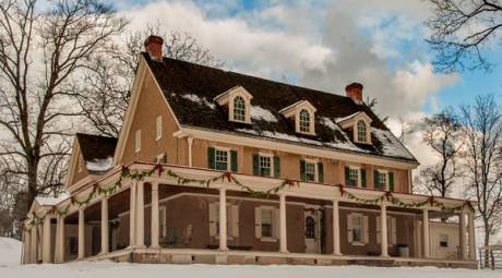 Pennypacker Mills Holiday Tours