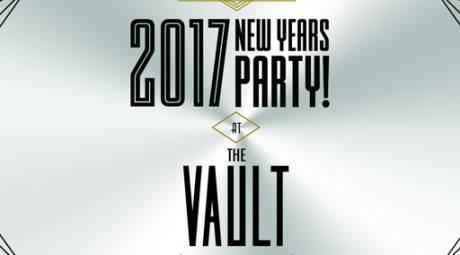The Vault 2017 New Year's Party