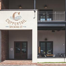 Coppertail Brewing Exterior