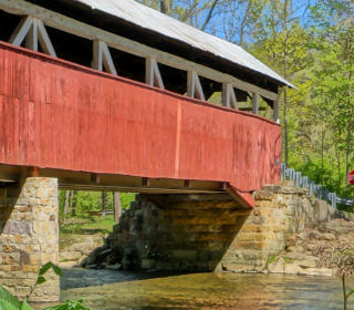 Covered Bridges & Famous Routes