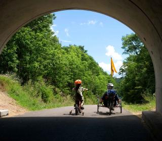 legacy - Bike the Great Allegheny Passage