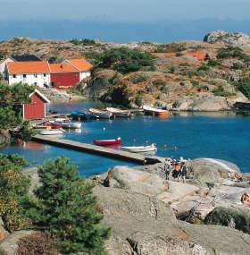 Skottevik, Sørlandet, South Norway
