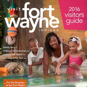 2016 Visitors Guide Cover