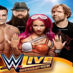 WWE Summerslam Live Tour - Fort Wayne, IN