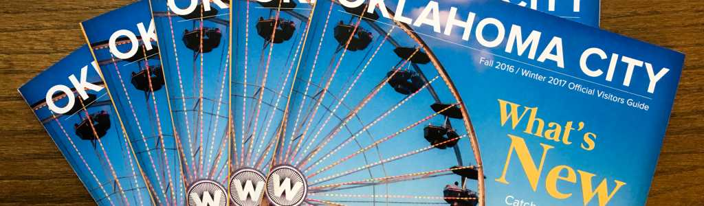 Oklahoma City Visitors Guide – Oklahoma City Tourist Attractions Map
