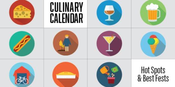 Culinary Calendar 2016