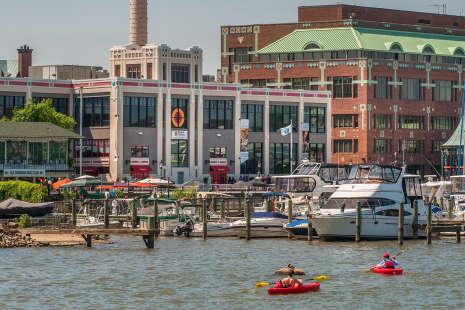 Best Waterfront Restaurants In Alexandria Va
