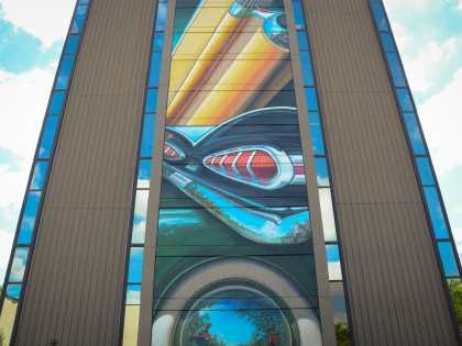 Downtown Murals - Robert Dafford