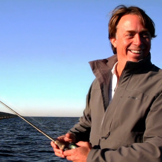 John Besh fishing