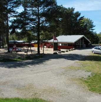 Lomsesanden Camping Norway