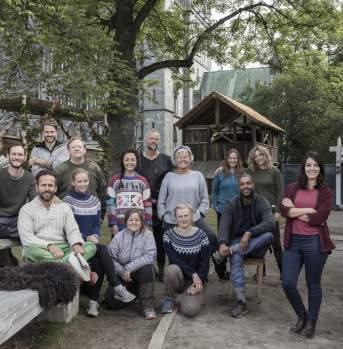 Deltakerne i Anno Trondheim