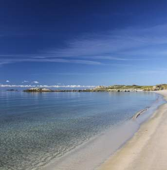 Lista beaches Farsund Norway
