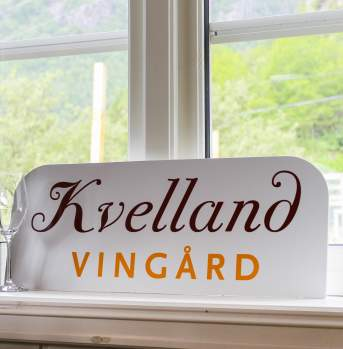 Kvelland Winery Lyngdal Norway