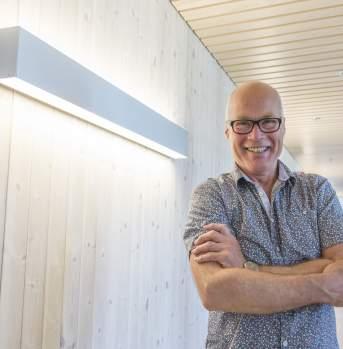 Museumsdiretør Jarle Sanden