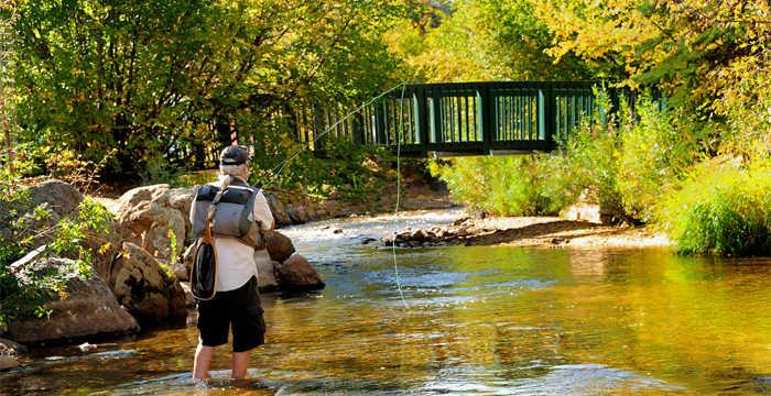 Fly Fishing Tips For Estes Park Colorado