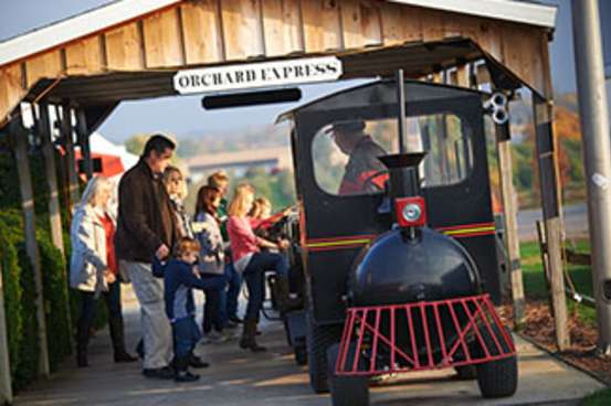 Uncle John's Cider Mill - Fall Fun