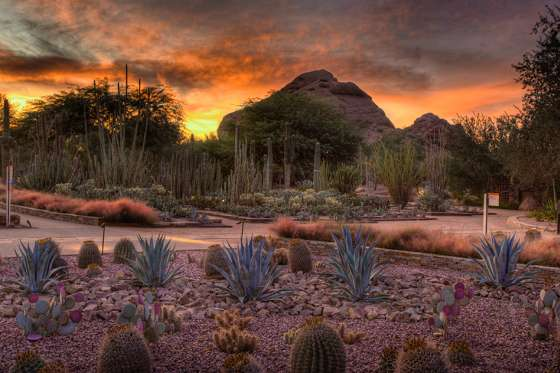 Phoenix Arizona – Phoenix Tourist Attractions Map