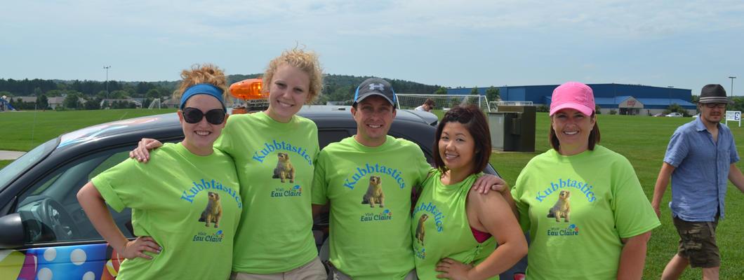 Eau Claire Fun Patrol Team
