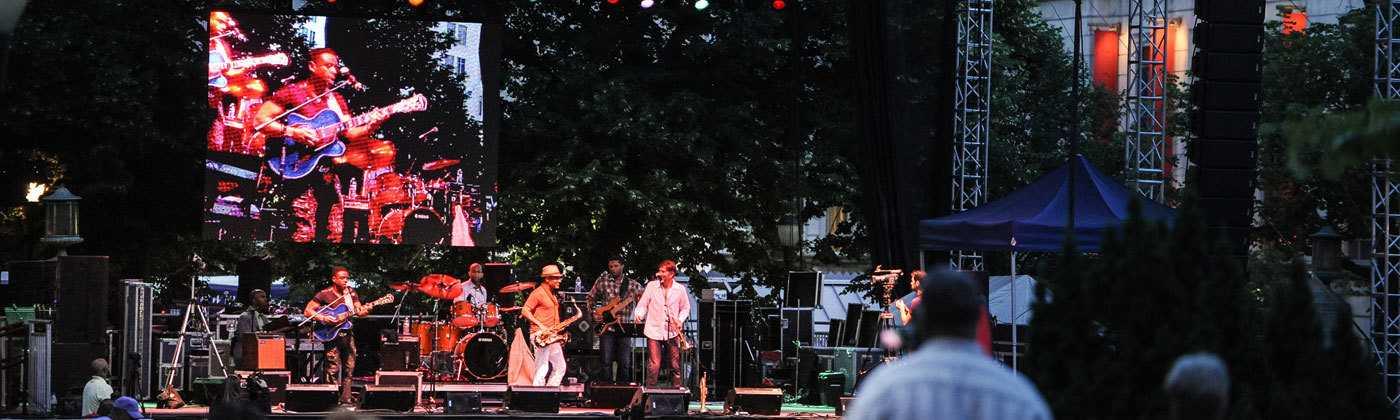 Clifford Brown Jazz Fest