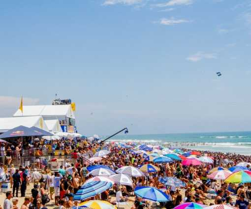 US Open of Surfing