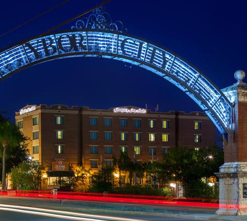 Hampton Inn & Suites Tampa Downtown Ybor