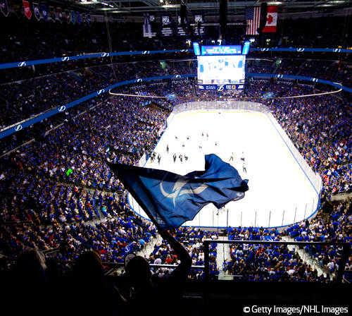 Tampa Bay Lightning 2015 Playoffs