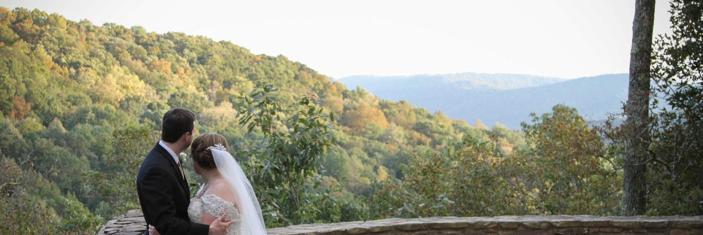 Weddings at Monte Sano State Park